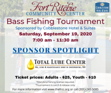 Fall Fishing Tournament Sponsor Total Lube Center