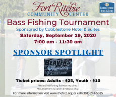 Fall Fishing Tournament Sponsor Beavers Autobody