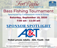 Fall Fishing Tournament Sponsor AC&T