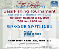 Fall Fishing Tournament Sponsor Keller Stonebraker Insurance