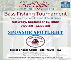 Fall Fishing Tournament Sponsor Mountain Gate