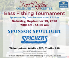Fall Fishing Tournament Sponsor Spichers