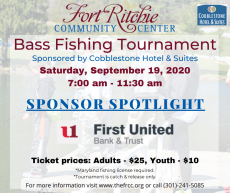 Fall Fishing Tournament Sponsor My Bank First United