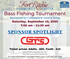 Fall Fishing Tournament Sponsor GT's Handimart