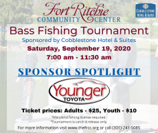 2020 Fishing Tournament Sponsor Younger Toyota